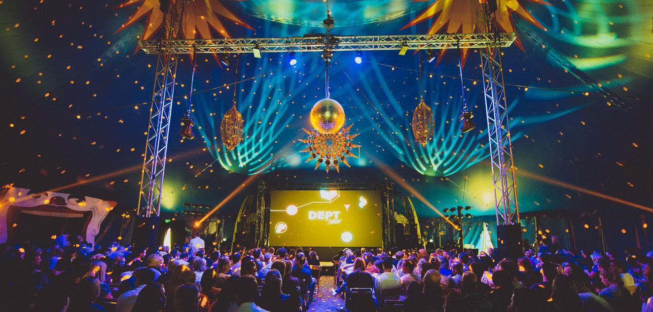 Circustent - Event - Thuishaven