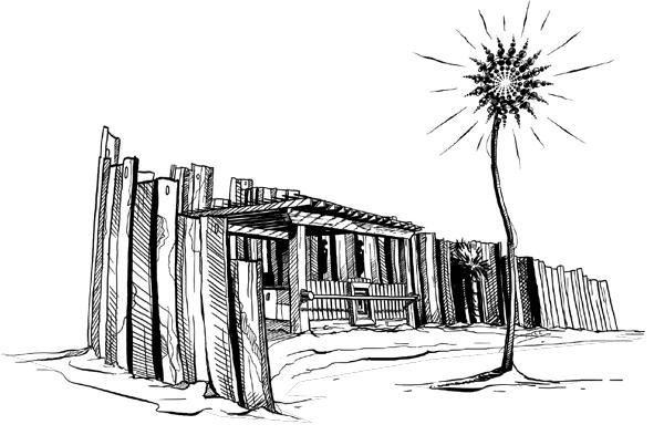 Mainstage - Sketch - Thuishaven