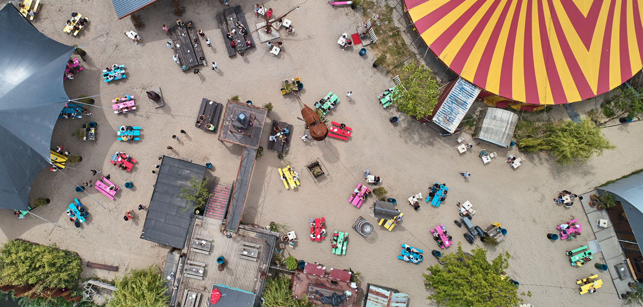 Mainstage - Drone - Thuishaven