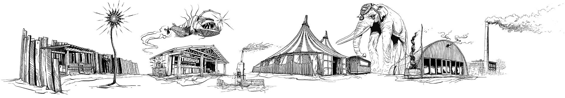 Banner - Sketch - Thuishaven