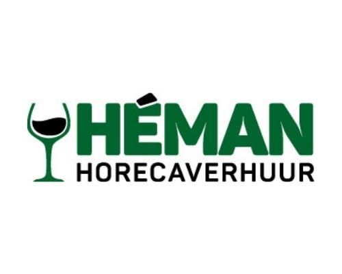 Héman Horeca verhuur Logo