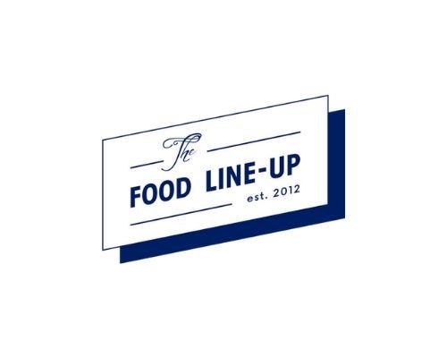 The Food Line-up Logo